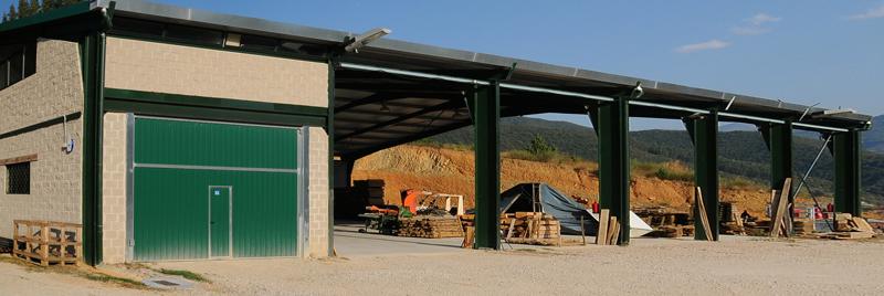 Forestal vilda guasch aserradero en liebana for Oficinas de klm